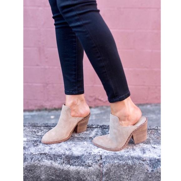 860b31ac9 Chinese Laundry Shoes | Springfield Mules | Poshmark